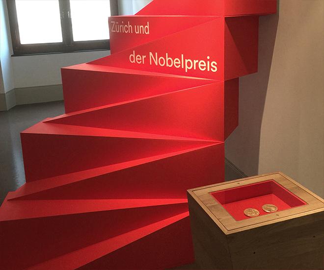 Zürich und der Nobelpreis